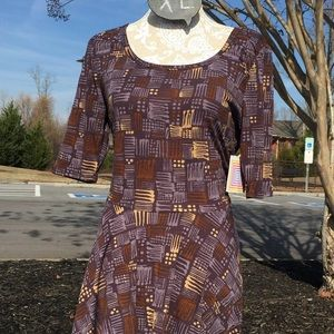 LuLaRoe Nichole dress.Xl.NWT.Accepting all offers
